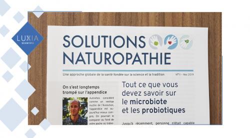 Le microbiote et les probiotiques